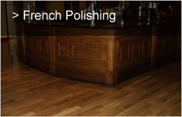French Polishing Sutton Coldfield